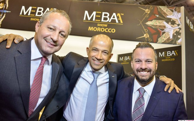 MEBAA Show Morocco 2015: SHOW BUSINESS - Day Two