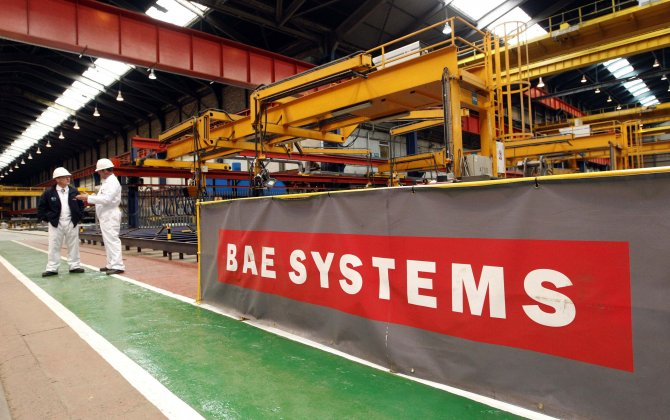 BAE systems continues air support for ADF