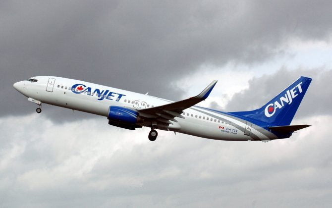 Halifax-Based Airline CanJet Suspends Operations