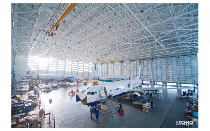 FL Technics receives EASA Part 145 certificate for Sukhoi Superjet 100-95