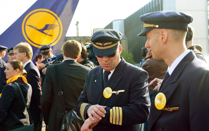 Pilots' union threatens renewed strikes at Lufthansa