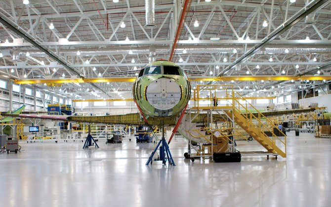 Gulfstream Opens Paint Facility In Savannah For Product Support