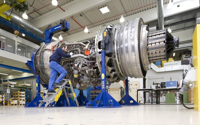 MTU Maintenance Extends V2500 MRO Contract with Turkish Carrier Atlasglobal