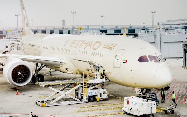 15 global stations across four continents - Etihad Cargo & dnata