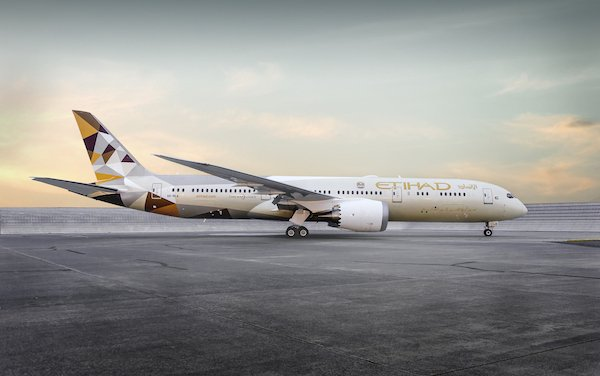 15 years of Etihad Airways services in India