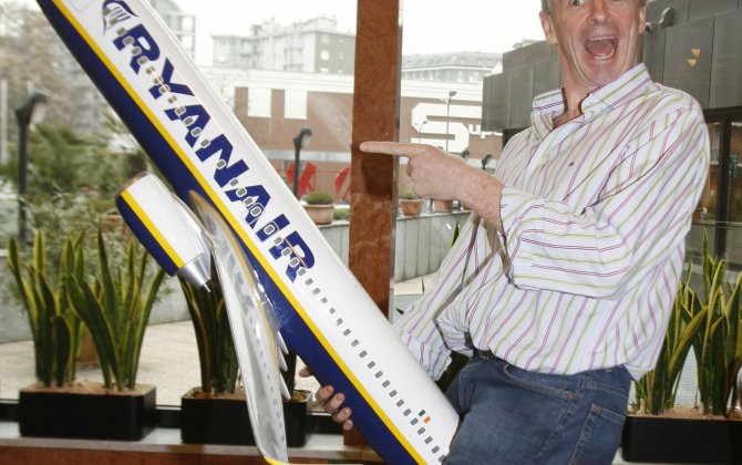 Ryanair to Boost Flights on 20 European Routes