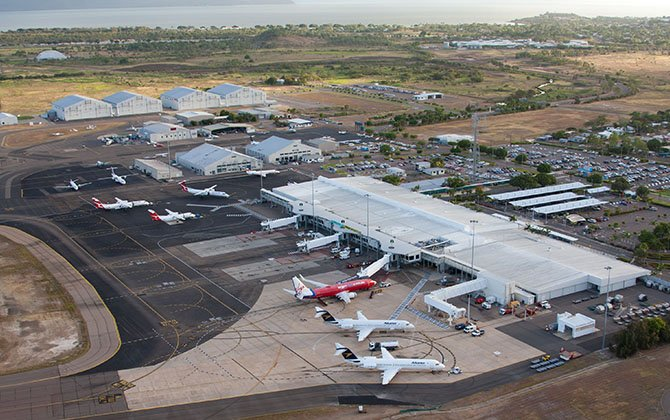 Townsville Airport welcomes arrival of Jetstar's Bali service
