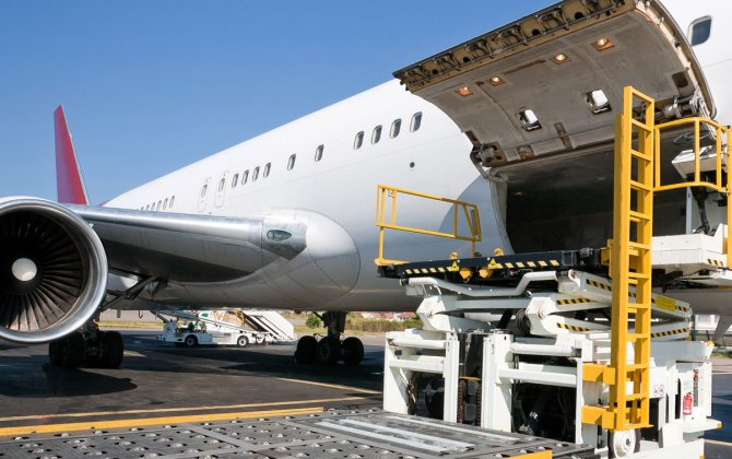 Air Cargo Volumes Drop as China's Economy Stumbles