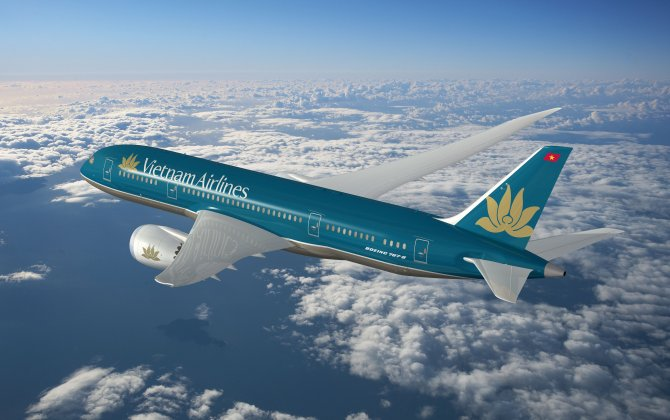Vietnam Airlines welcomes Boeing Dreamliner to London Heathrow route