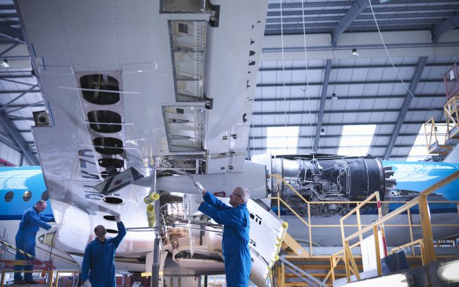 Safi Airways Chooses AFI KLM E&M For A320 Component Support