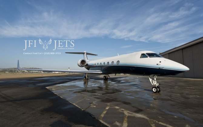 JFI Jets adds two business jets to charter fleet