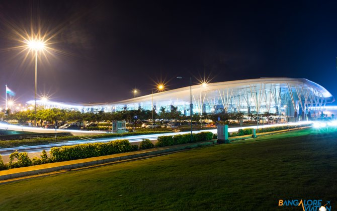 Bangalore Airport pushes international expansion