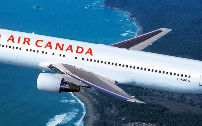 Air Canada Reports August 2015 Traffic Results
