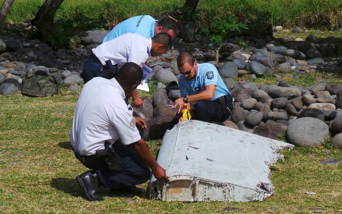Analysis Confirms Plane Debris Came From Malaysia Airlines Flight 370