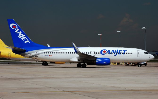 Canadian charter specialist CanJet ceases flight operations