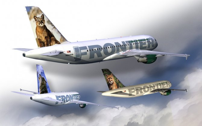 """US$1 Flights? Frontier Airlines Launches """"Fly for a Buck"""" Sale"""