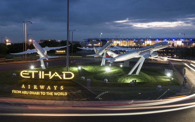 Etihad Airways becomes founding member of UAE business council in India