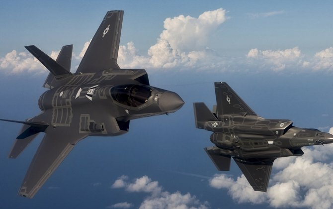 Hill Air Force Base Receives First Two F-35A Lightning IIs