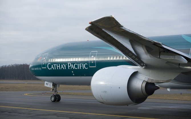 Cathay Pacific launches flights to Dusseldorf