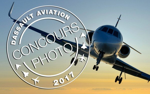 Dassault Aviation Photo Competition, the Rafale or Falcon in flight: Take your chance!