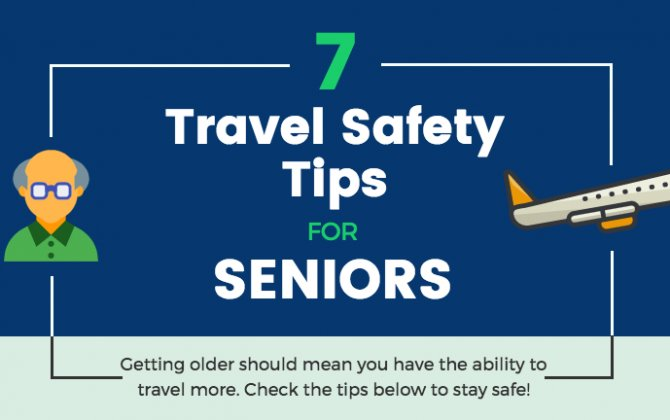 7 Travel Safety Tips For Seniors