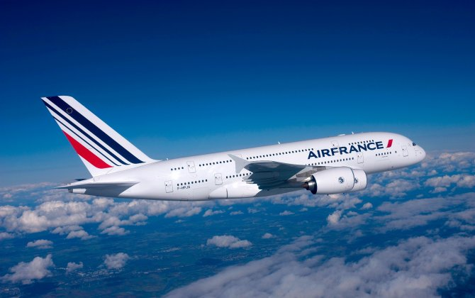Air France increases capacity between Europe and St. Martin