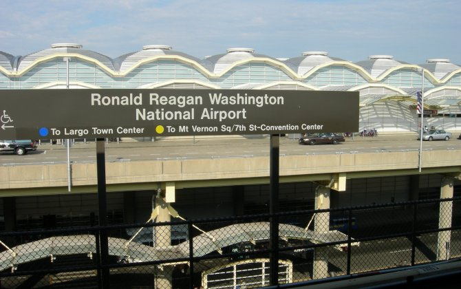 Petition to Remove Ronald Reagan's Name from D.C.'s Airport Gets over 60K Signatures