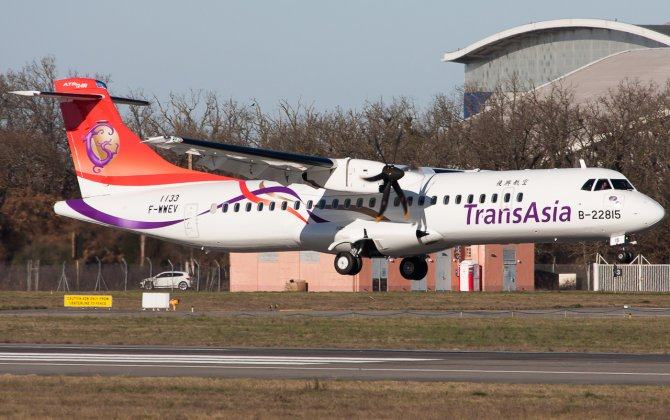 TransAsia Plane Lands Safely with Single Engine After Other Fails