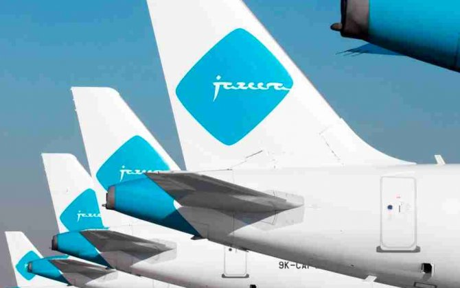 Jazeera Airways reports July 2015 Operational Performance: 36% Growth in flown passengers