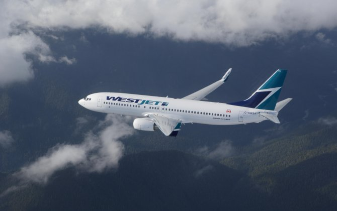 WestJet launches service to Houston