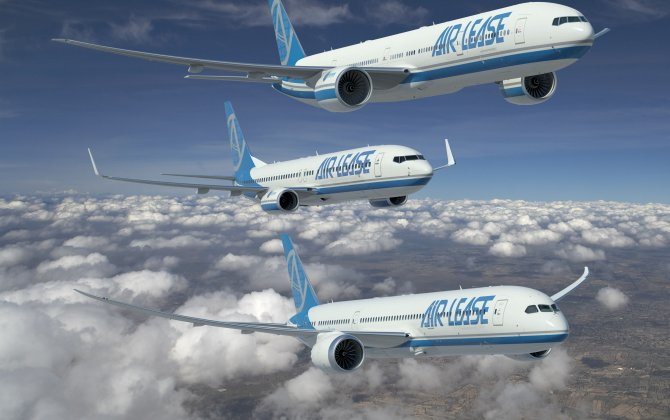Oman Air and Air Lease Corporation Announce New Lease Agreements
