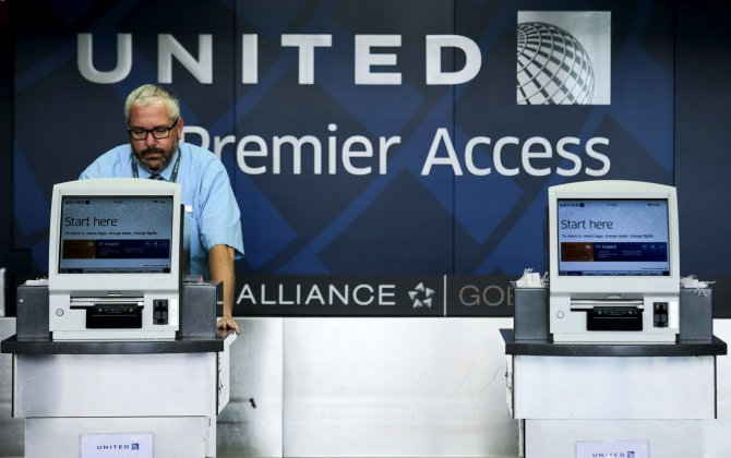 United Airlines' Computer Woes Return with Website Not Working