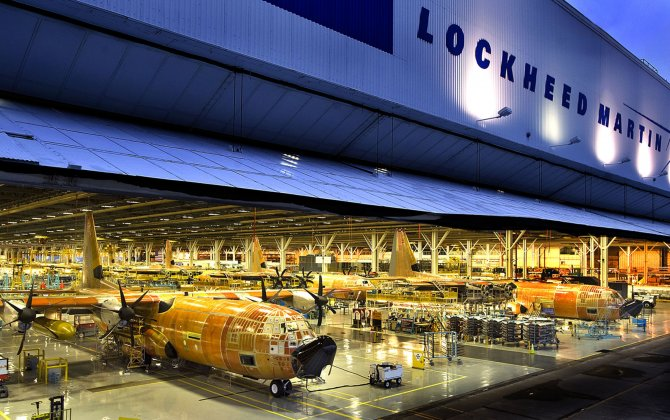 Lockheed martin plans c 130j lm 100j training center for King s fish house mission valley