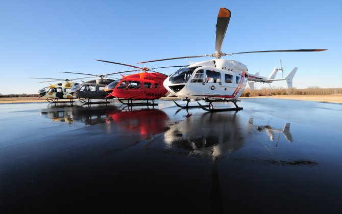 CMIFL is to acquire 100 Airbus helicopters