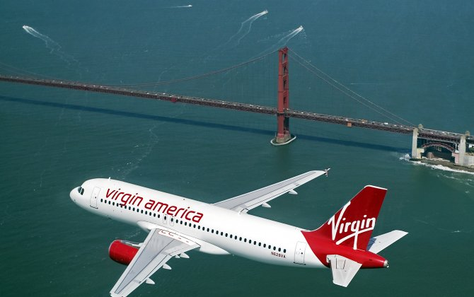 Virgin America Reports August 2015 Operational Results