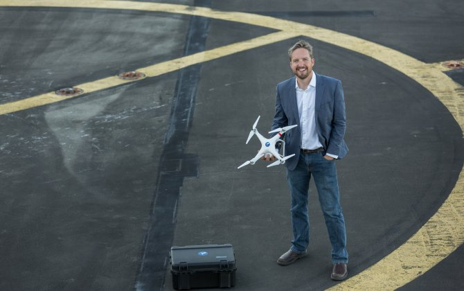 Skyward launches the first information management solution for commercial drone operators