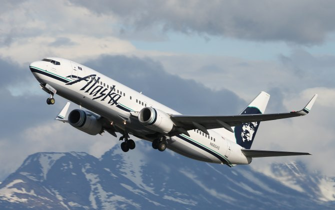 Alaska Airlines Inaugurates Service Between Los Angeles and Baltimore