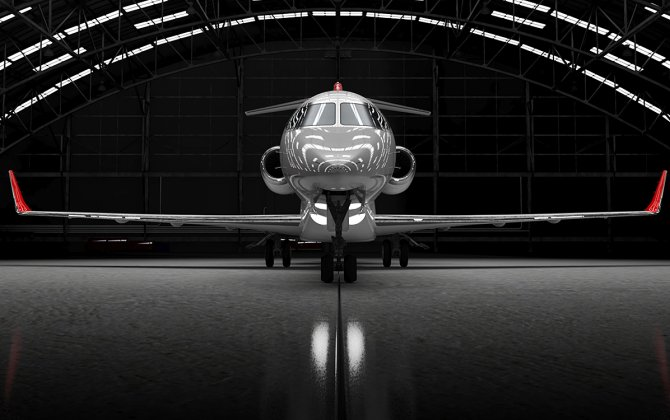 Learjet diversifying, expanding its work
