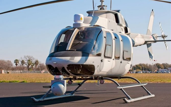 Bell helicopter delivers first bell 407GXP in Brazil