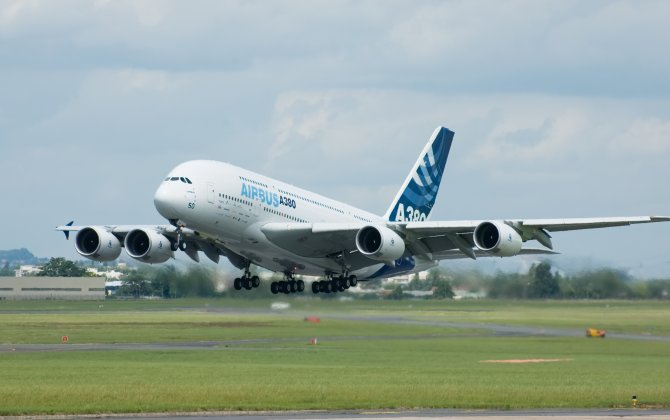 Triumph Group selected to provide MRO for Airbus