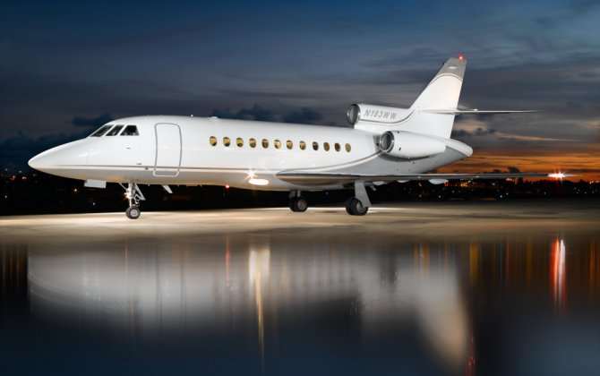 Growth of Business Jet Market Forecast at 6.86% CAGR to 2020