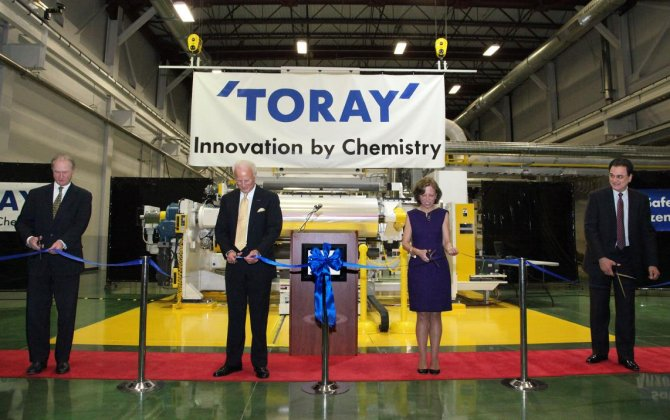 Toray Composites Enters into Supply Agreement with Bell Helicopter