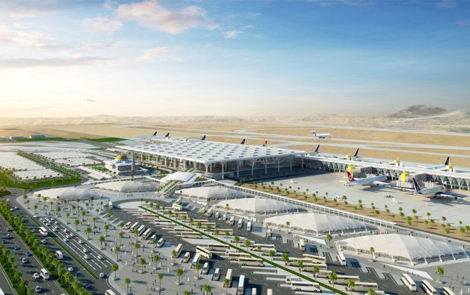 TAV have constructed the world's best airport