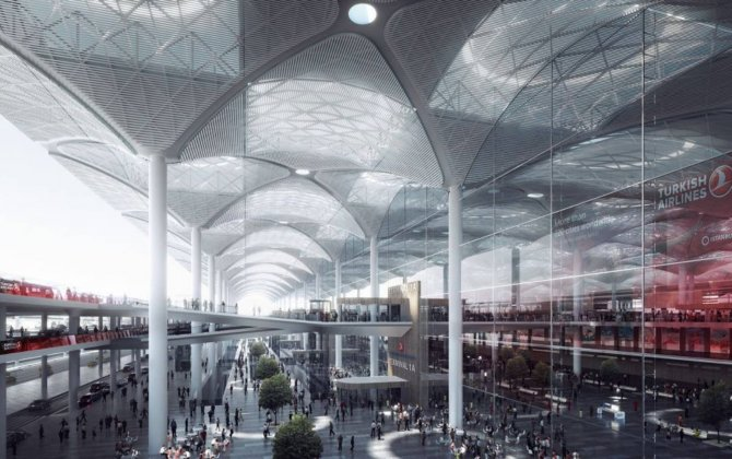 AECOM wins contract to design world's largest new airport