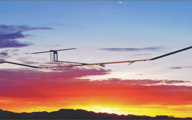 Airbus developing drones that can fly for 90 days straight