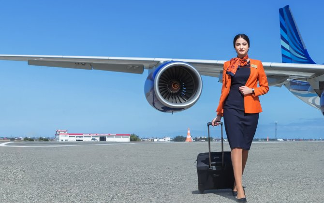 Attention - job for flight attendants