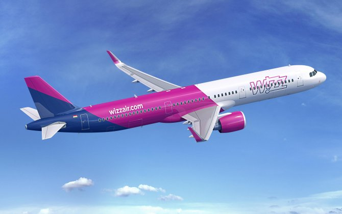 WIZZ AIR to purchase 110 Airbus A321Neos