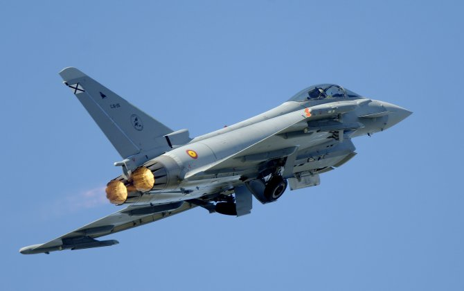 Kuwait Agrees To Buy 28 Eurofighter Typhoons