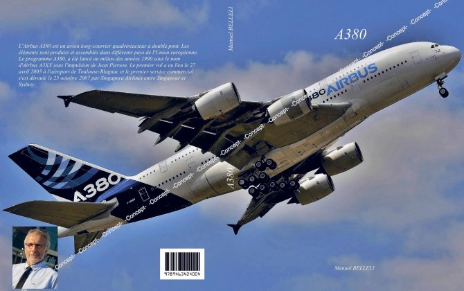 PHOTO BOOK AIRBUS A380