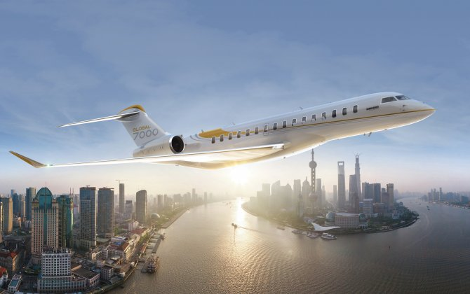 Global 7000 Aircraft Flight Test Vehicles Achieve Key Development Milestones